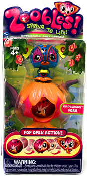 Zoobles Petagonia Animal Mini Catterson 088