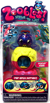 Zoobles Petagonia Animal Mini Minka 086