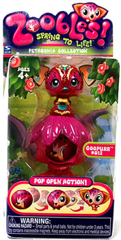 Zoobles Petagonia Animal Mini Coopurr 013