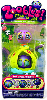 Zoobles Petagonia Animal Mini Roshelle 004