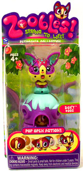 Zoobles Petagonia Animal Mini Doxy 002