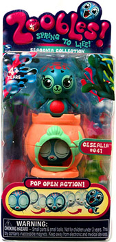 Zoobles Seagonia Animal Mini Cesealia 041