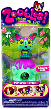 Zoobles Petagonia Animal Mini Doglas 008