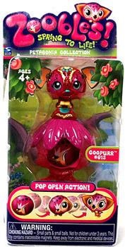 Zoobles Petagonia Animal Mini Coopurr 013
