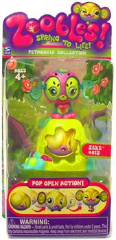 Zoobles Petagonia Animal Mini Zeke 012